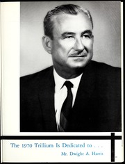 Page 15, 1970 Edition, Copiah Lincoln Community College - Trillium Yearbook (Wesson, MS) online yearbook collection