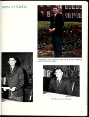 Page 9, 1970 Edition, Copiah Lincoln Community College - Trillium Yearbook (Wesson, MS) online yearbook collection