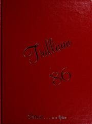 1986 Edition, Copiah Lincoln Community College - Trillium Yearbook (Wesson, MS)