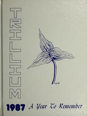 1987 Edition, Copiah Lincoln Community College - Trillium Yearbook (Wesson, MS)