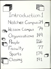Page 6, 1988 Edition, Copiah Lincoln Community College - Trillium Yearbook (Wesson, MS) online yearbook collection