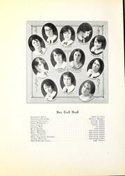 Page 12, 1923 Edition, Gulf Park College - Sea Gull Yearbook (Gulfport, MS) online yearbook collection