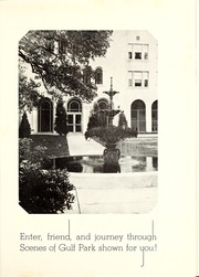 Page 17, 1934 Edition, Gulf Park College - Sea Gull Yearbook (Gulfport, MS) online yearbook collection