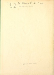 Page 2, 1935 Edition, Gulf Park College - Sea Gull Yearbook (Gulfport, MS) online yearbook collection