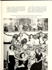 Page 91, 1950 Edition, Gulf Park College - Sea Gull Yearbook (Gulfport, MS) online yearbook collection