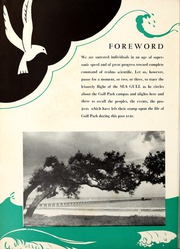 Page 6, 1952 Edition, Gulf Park College - Sea Gull Yearbook (Gulfport, MS) online yearbook collection