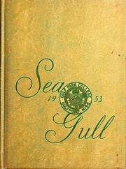 Gulf Park College - Sea Gull Yearbook (Gulfport, MS) online yearbook collection, 1953 Edition, Page 1