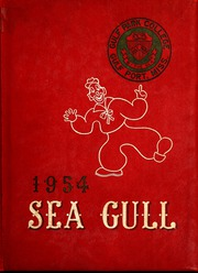 Gulf Park College - Sea Gull Yearbook (Gulfport, MS) online yearbook collection, 1954 Edition, Page 1