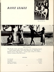Page 126, 1955 Edition, Gulf Park College - Sea Gull Yearbook (Gulfport, MS) online yearbook collection