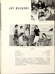 Page 128, 1955 Edition, Gulf Park College - Sea Gull Yearbook (Gulfport, MS) online yearbook collection