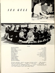 Page 134, 1955 Edition, Gulf Park College - Sea Gull Yearbook (Gulfport, MS) online yearbook collection