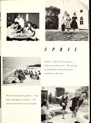Page 21, 1955 Edition, Gulf Park College - Sea Gull Yearbook (Gulfport, MS) online yearbook collection