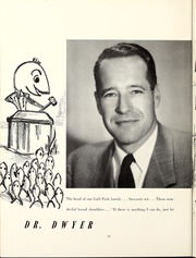 Page 24, 1955 Edition, Gulf Park College - Sea Gull Yearbook (Gulfport, MS) online yearbook collection