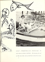 Page 25, 1955 Edition, Gulf Park College - Sea Gull Yearbook (Gulfport, MS) online yearbook collection