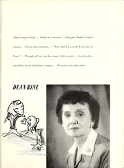 Page 27, 1955 Edition, Gulf Park College - Sea Gull Yearbook (Gulfport, MS) online yearbook collection