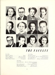 Page 29, 1955 Edition, Gulf Park College - Sea Gull Yearbook (Gulfport, MS) online yearbook collection