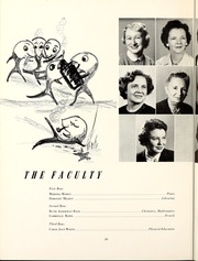 Page 30, 1955 Edition, Gulf Park College - Sea Gull Yearbook (Gulfport, MS) online yearbook collection