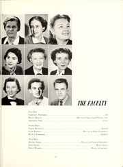 Page 31, 1955 Edition, Gulf Park College - Sea Gull Yearbook (Gulfport, MS) online yearbook collection