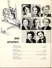 Page 32, 1955 Edition, Gulf Park College - Sea Gull Yearbook (Gulfport, MS) online yearbook collection
