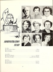 Page 33, 1955 Edition, Gulf Park College - Sea Gull Yearbook (Gulfport, MS) online yearbook collection