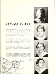 Page 37, 1955 Edition, Gulf Park College - Sea Gull Yearbook (Gulfport, MS) online yearbook collection