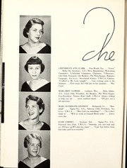 Page 38, 1955 Edition, Gulf Park College - Sea Gull Yearbook (Gulfport, MS) online yearbook collection
