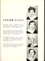 Page 39, 1955 Edition, Gulf Park College - Sea Gull Yearbook (Gulfport, MS) online yearbook collection