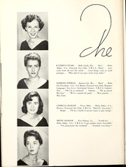 Page 40, 1955 Edition, Gulf Park College - Sea Gull Yearbook (Gulfport, MS) online yearbook collection