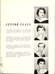 Page 41, 1955 Edition, Gulf Park College - Sea Gull Yearbook (Gulfport, MS) online yearbook collection