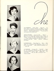 Page 42, 1955 Edition, Gulf Park College - Sea Gull Yearbook (Gulfport, MS) online yearbook collection