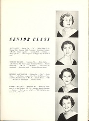 Page 45, 1955 Edition, Gulf Park College - Sea Gull Yearbook (Gulfport, MS) online yearbook collection