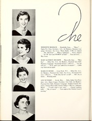 Page 46, 1955 Edition, Gulf Park College - Sea Gull Yearbook (Gulfport, MS) online yearbook collection