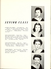 Page 47, 1955 Edition, Gulf Park College - Sea Gull Yearbook (Gulfport, MS) online yearbook collection