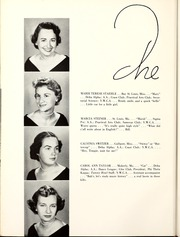Page 50, 1955 Edition, Gulf Park College - Sea Gull Yearbook (Gulfport, MS) online yearbook collection