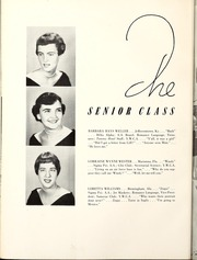 Page 52, 1955 Edition, Gulf Park College - Sea Gull Yearbook (Gulfport, MS) online yearbook collection