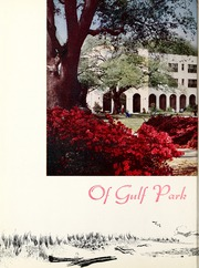 Page 10, 1957 Edition, Gulf Park College - Sea Gull Yearbook (Gulfport, MS) online yearbook collection