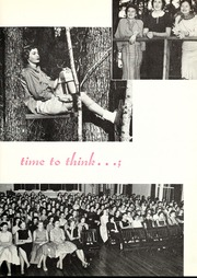 Page 15, 1957 Edition, Gulf Park College - Sea Gull Yearbook (Gulfport, MS) online yearbook collection