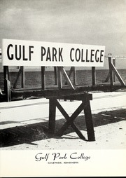 Page 7, 1957 Edition, Gulf Park College - Sea Gull Yearbook (Gulfport, MS) online yearbook collection