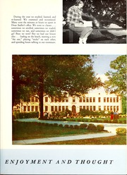 Page 13, 1960 Edition, Gulf Park College - Sea Gull Yearbook (Gulfport, MS) online yearbook collection