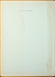 Page 2, 1960 Edition, Gulf Park College - Sea Gull Yearbook (Gulfport, MS) online yearbook collection