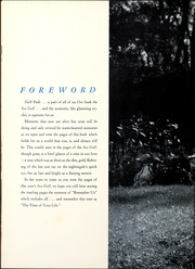 Page 8, 1960 Edition, Gulf Park College - Sea Gull Yearbook (Gulfport, MS) online yearbook collection