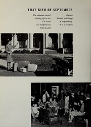 Page 10, 1967 Edition, Gulf Park College - Sea Gull Yearbook (Gulfport, MS) online yearbook collection
