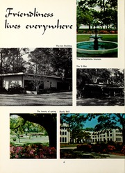 Page 10, 1968 Edition, Gulf Park College - Sea Gull Yearbook (Gulfport, MS) online yearbook collection