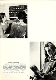 Page 13, 1971 Edition, Gulf Park College - Sea Gull Yearbook (Gulfport, MS) online yearbook collection
