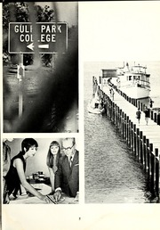 Page 9, 1971 Edition, Gulf Park College - Sea Gull Yearbook (Gulfport, MS) online yearbook collection