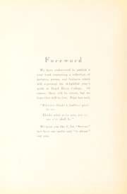 Page 8, 1931 Edition, Pearl River Community College - Wildcat Yearbook (Poplarville, MS) online yearbook collection