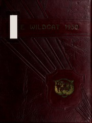 Page 1, 1950 Edition, Pearl River Community College - Wildcat Yearbook (Poplarville, MS) online yearbook collection