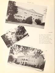 Page 10, 1950 Edition, Pearl River Community College - Wildcat Yearbook (Poplarville, MS) online yearbook collection