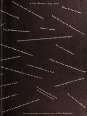 Page 3, 1950 Edition, Pearl River Community College - Wildcat Yearbook (Poplarville, MS) online yearbook collection