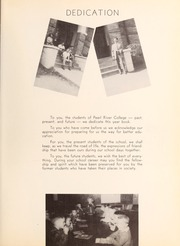 Page 9, 1950 Edition, Pearl River Community College - Wildcat Yearbook (Poplarville, MS) online yearbook collection